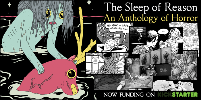 Preorder it through Kickstarter!
